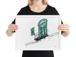 Orvieto Print Example