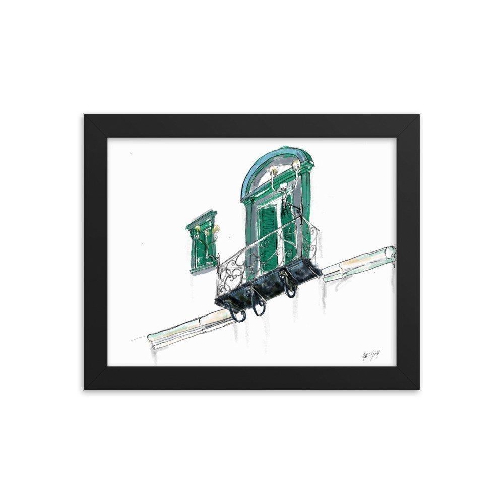 enhanced matte paper framed poster in black 8x10 transparent 60270bf03a7da -- Matthew Hall
