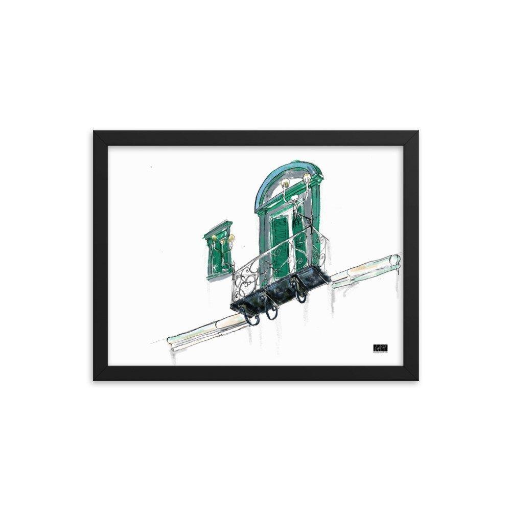 enhanced matte paper framed poster in black 12x16 transparent 6049718b26546 -- Matthew Hall