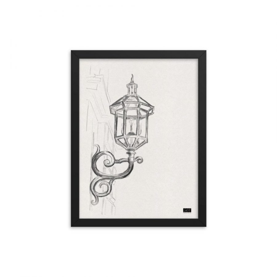 enhanced matte paper framed poster in black 12x16 transparent 604e2c82ad2bd -- Matthew Hall