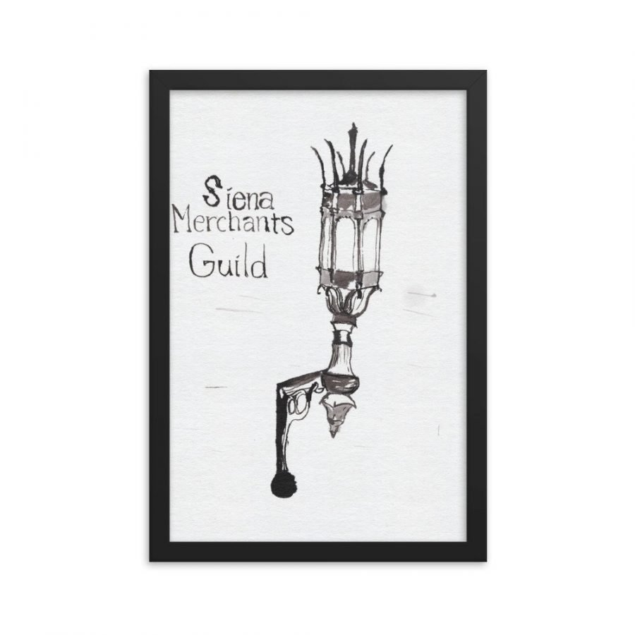 enhanced matte paper framed poster in black 12x18 transparent 60632d265f529 -- Matthew Hall