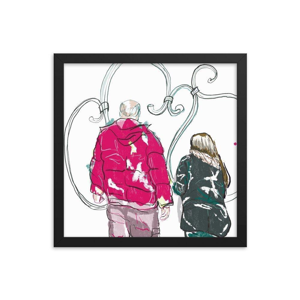 enhanced matte paper framed poster in black 14x14 transparent 604028e479b3c -- Matthew Hall