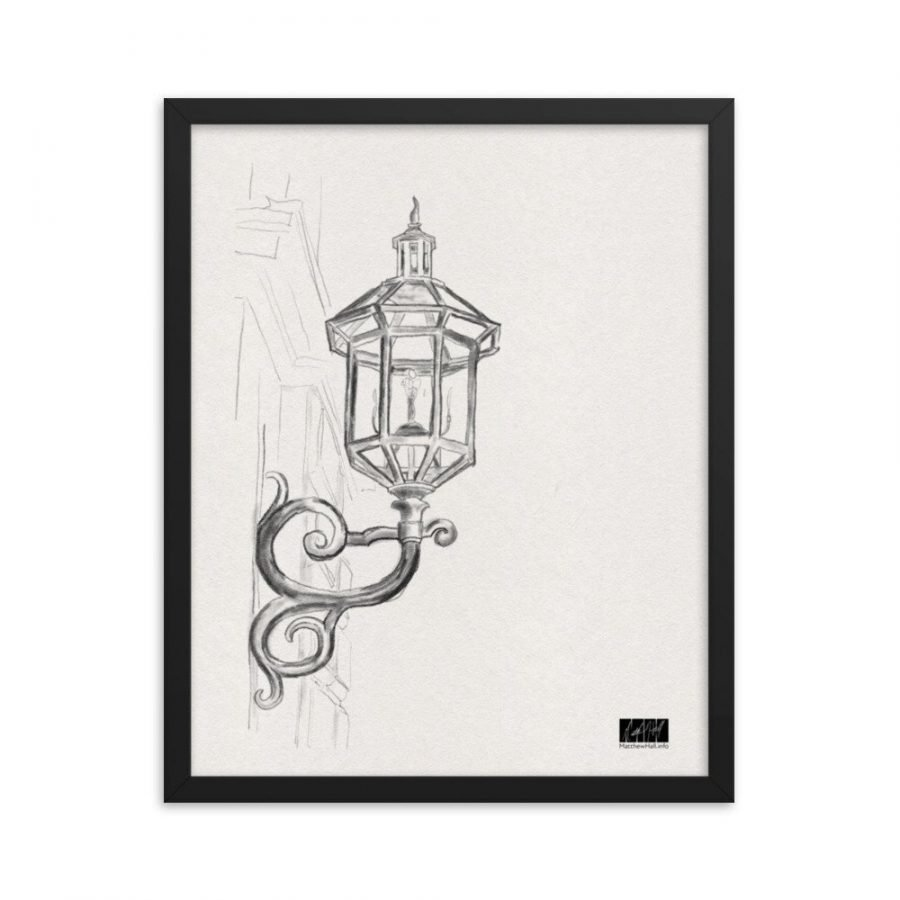 enhanced matte paper framed poster in black 16x20 transparent 604e2c82ad4da -- Matthew Hall
