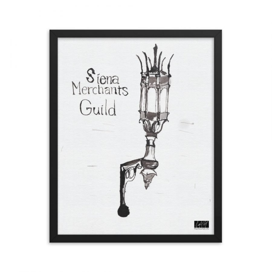 enhanced matte paper framed poster in black 16x20 transparent 60633362bfbbf -- Matthew Hall
