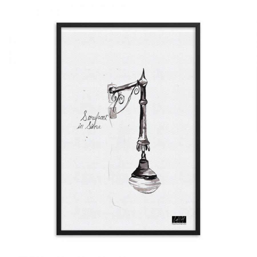 enhanced matte paper framed poster in black 24x36 transparent 6050f3d86ea62 -- Matthew Hall