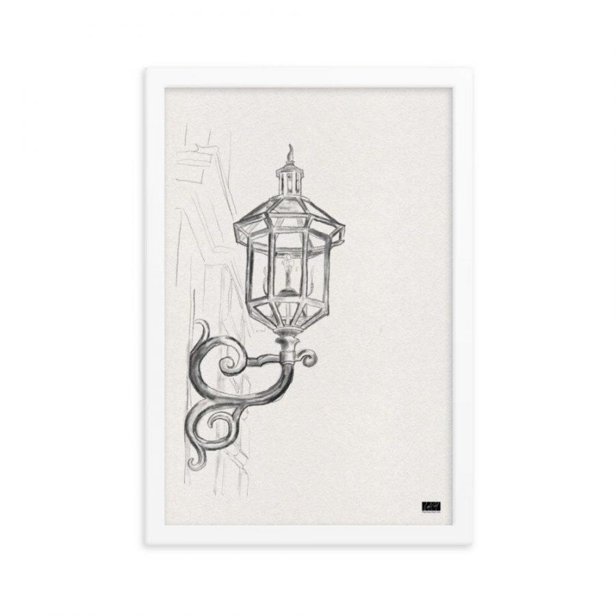 enhanced matte paper framed poster in white 12x18 transparent 604916e58746f -- Matthew Hall