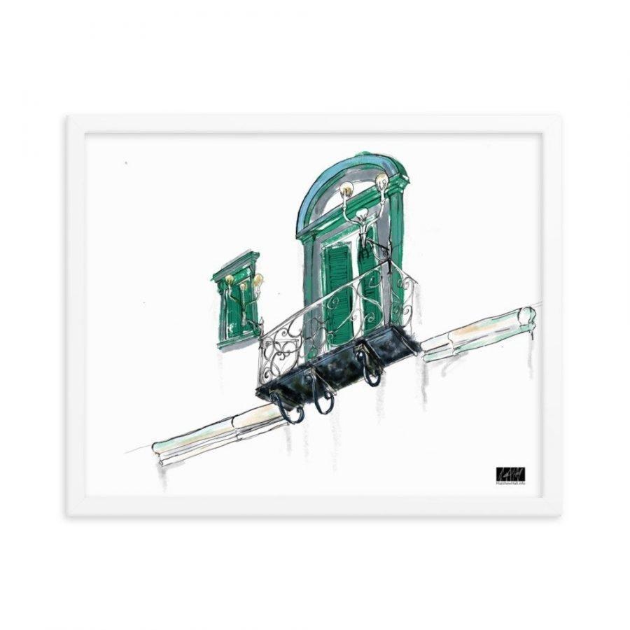 enhanced matte paper framed poster in white 16x20 transparent 604a2f0d0a05e -- Matthew Hall