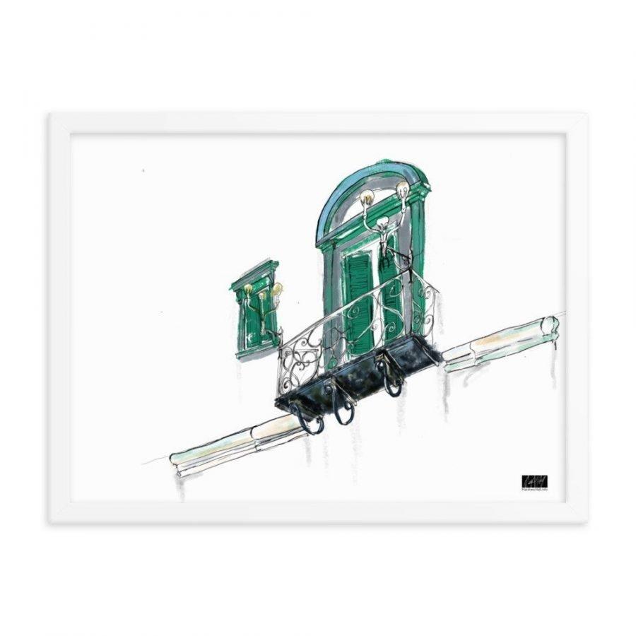 enhanced matte paper framed poster in white 18x24 transparent 604a2f3ceedaa -- Matthew Hall