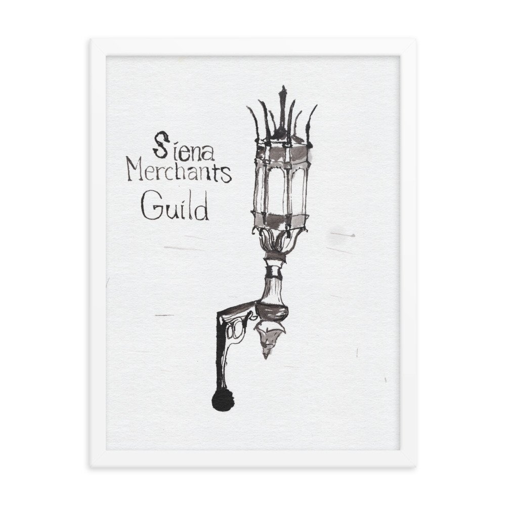 enhanced matte paper framed poster in white 18x24 transparent 60632d265fc3b -- Matthew Hall